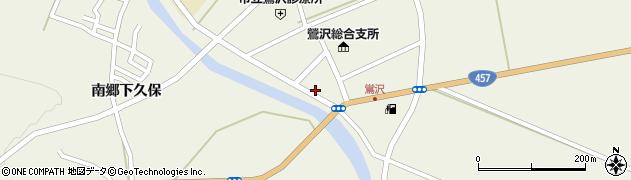 宮城県栗原市鶯沢南郷辻前周辺の地図
