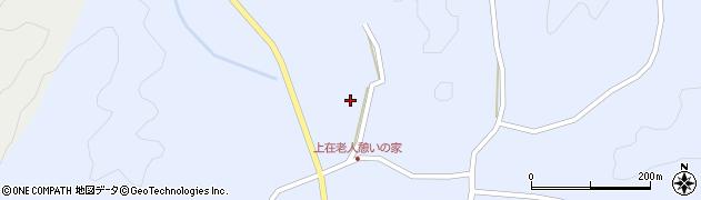 宮城県栗原市若柳武鎗清水ケ沢周辺の地図