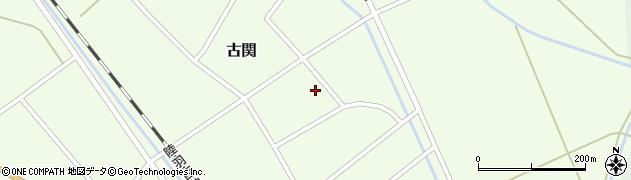 山形県東田川郡庄内町古関古館35周辺の地図