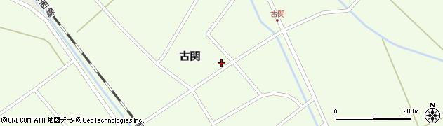 山形県東田川郡庄内町古関古館111周辺の地図