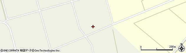 宮城県栗原市鶯沢南郷金田前周辺の地図