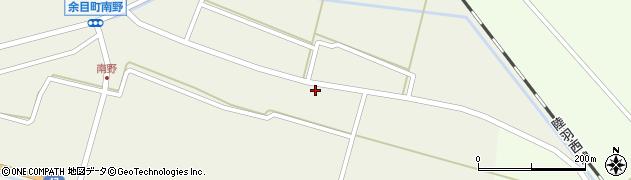 山形県東田川郡庄内町南野南浦25周辺の地図