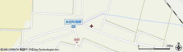 山形県東田川郡庄内町南野北浦47周辺の地図