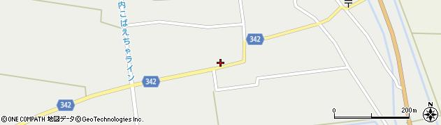 山形県東田川郡庄内町廻館館舎122周辺の地図