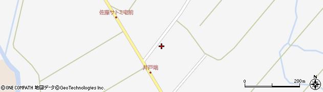 宮城県栗原市金成大原木甲斐中周辺の地図