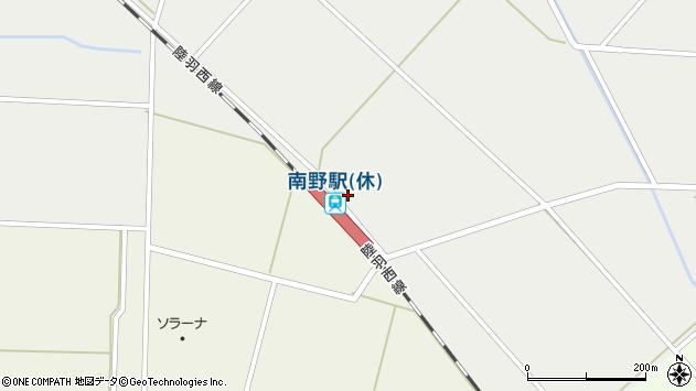 山形県東田川郡庄内町沢新田村西8周辺の地図