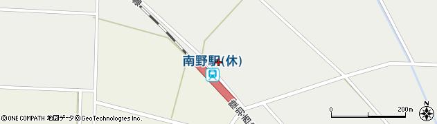 山形県東田川郡庄内町沢新田村西9周辺の地図