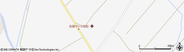 宮城県栗原市金成大原木井戸端周辺の地図