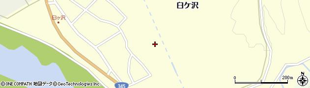 山形県酒田市臼ケ沢上沢通118周辺の地図