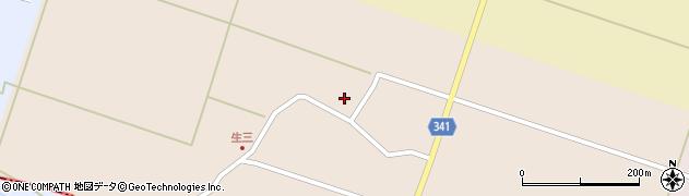 山形県東田川郡庄内町生三奥沼田23周辺の地図
