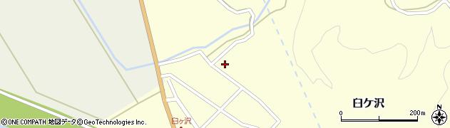 山形県酒田市臼ケ沢池田通72周辺の地図