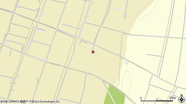 山形県酒田市浜中稲干場20周辺の地図