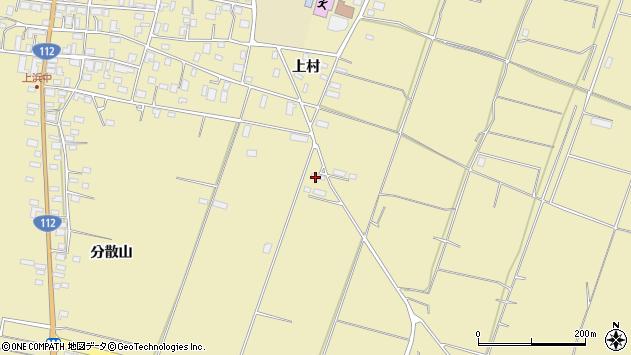 山形県酒田市浜中村東1130周辺の地図
