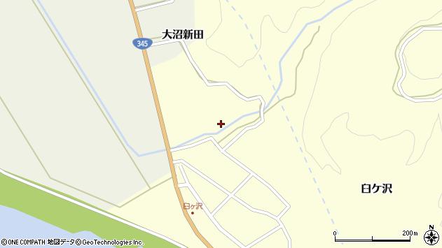 山形県酒田市臼ケ沢内畑9周辺の地図