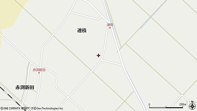 山形県東田川郡庄内町連枝沼端49周辺の地図
