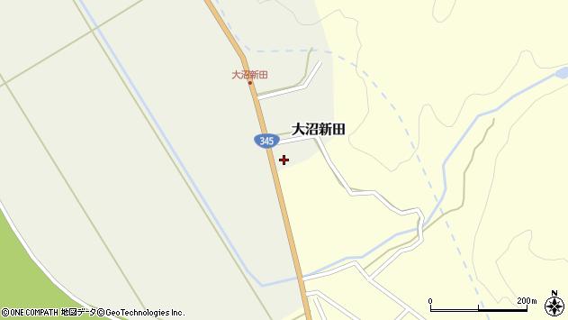 山形県酒田市大沼新田内畑7周辺の地図