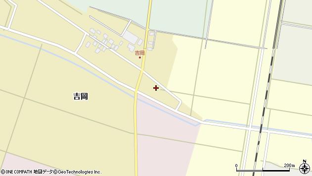 山形県東田川郡庄内町吉岡上南7周辺の地図
