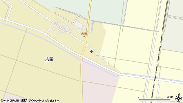山形県東田川郡庄内町吉岡上南8周辺の地図