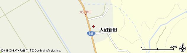山形県酒田市大沼新田内畑14周辺の地図