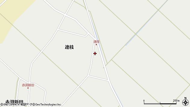 山形県東田川郡庄内町沢新田沼端30周辺の地図