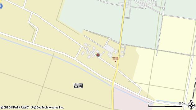 山形県東田川郡庄内町吉岡東北裏21周辺の地図
