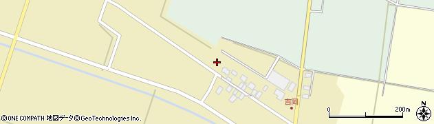 山形県東田川郡庄内町吉岡東北裏42周辺の地図