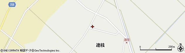 山形県東田川郡庄内町連枝沼端117周辺の地図