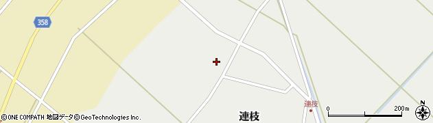 山形県東田川郡庄内町連枝沼端146周辺の地図