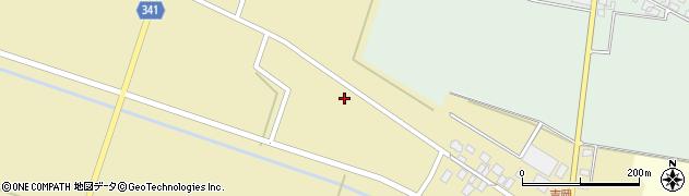 山形県東田川郡庄内町吉岡下南25周辺の地図
