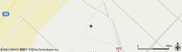 山形県東田川郡庄内町連枝沼端110周辺の地図