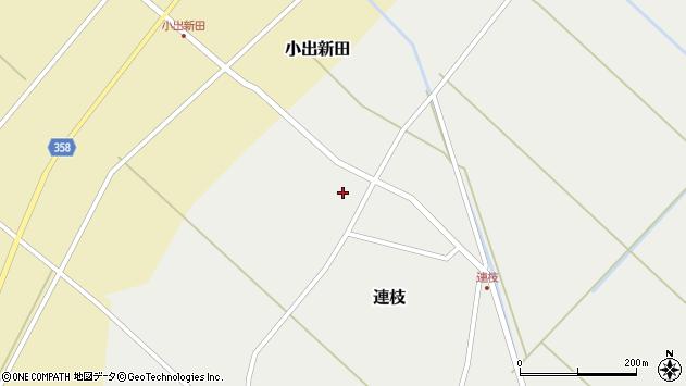 山形県東田川郡庄内町連枝沼端149周辺の地図