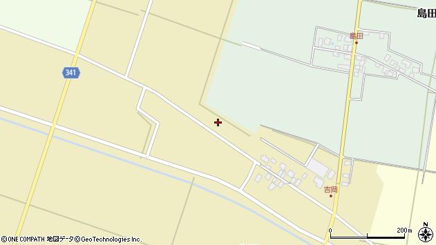 山形県東田川郡庄内町吉岡西北裏8周辺の地図