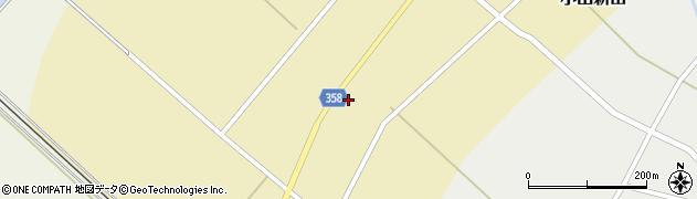 山形県東田川郡庄内町小出新田苧畑割4周辺の地図