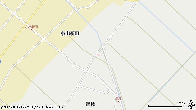 山形県東田川郡庄内町連枝沼端99周辺の地図