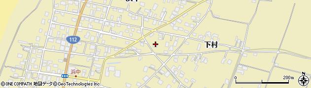 山形県酒田市浜中下村473周辺の地図