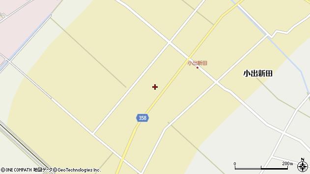 山形県東田川郡庄内町小出新田苧畑割44周辺の地図