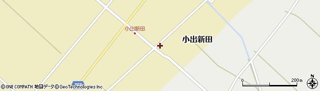 山形県東田川郡庄内町小出新田苧畑割159周辺の地図
