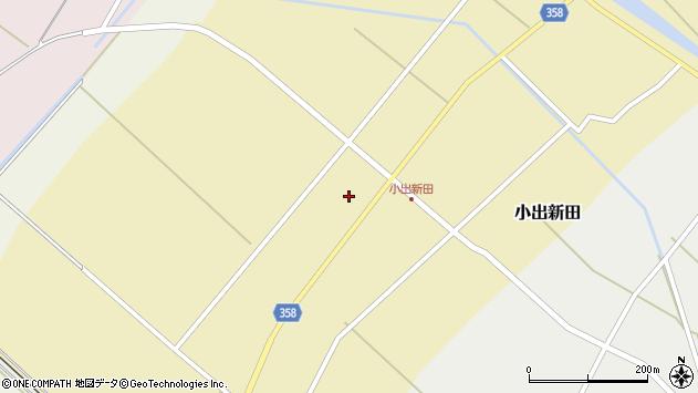 山形県東田川郡庄内町小出新田苧畑割41周辺の地図