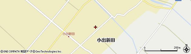 山形県東田川郡庄内町小出新田苧畑割102周辺の地図