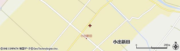 山形県東田川郡庄内町小出新田苧畑割17周辺の地図