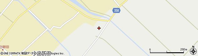 山形県東田川郡庄内町連枝古川端70周辺の地図