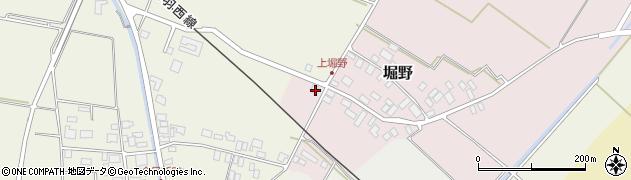 山形県東田川郡庄内町余目新田向町63周辺の地図