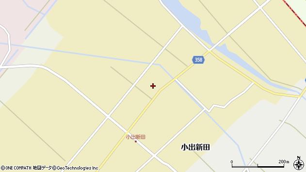 山形県東田川郡庄内町小出新田苧畑割26周辺の地図