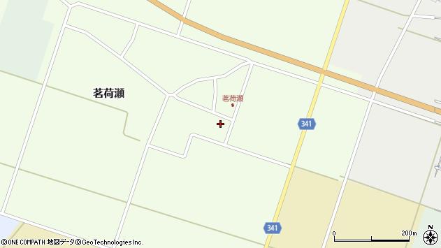 山形県東田川郡庄内町茗荷瀬岡田71周辺の地図