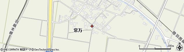 山形県東田川郡庄内町常万常岡17周辺の地図