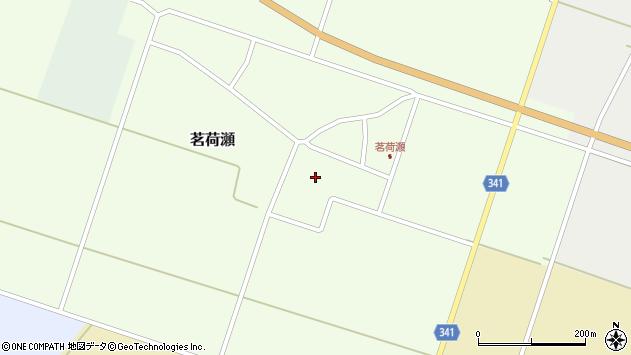 山形県東田川郡庄内町茗荷瀬岡田65周辺の地図