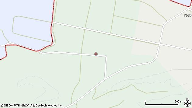山形県最上郡鮭川村京塚4469周辺の地図