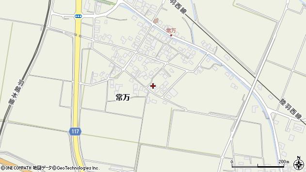 山形県東田川郡庄内町常万常岡41周辺の地図