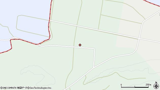 山形県最上郡鮭川村京塚4474周辺の地図