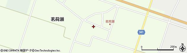 山形県東田川郡庄内町茗荷瀬岡田66周辺の地図
